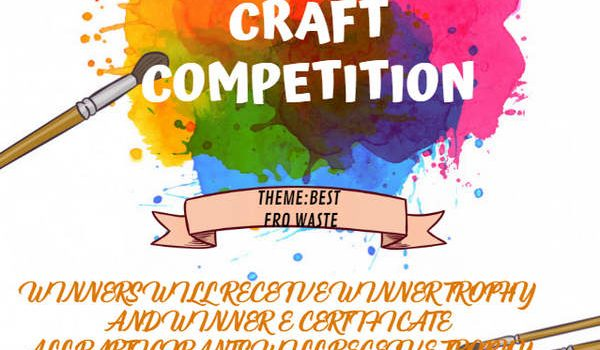 HARSH TWINKLE STARS CRAFT Online Contest 2021