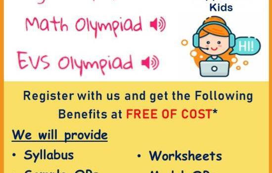 Online Olympiad Exams by Humming Bird