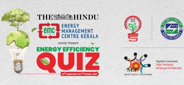 Energy Efficiency Digital Quiz by The Hindu