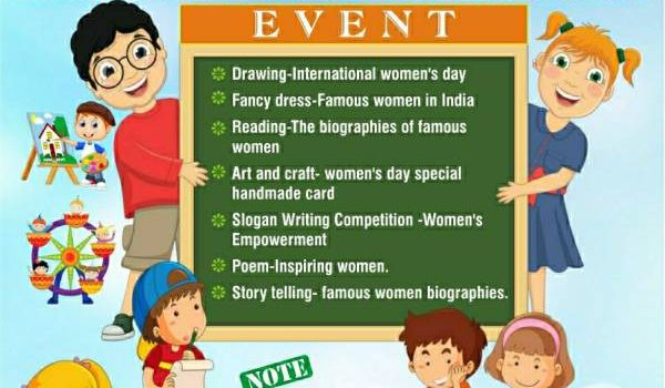 EXECTIS Presents WOMEN'S DAY ONLINE CONTEST 2021