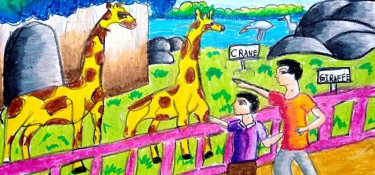 Children Art Gallery 48: Himanshu Sethia