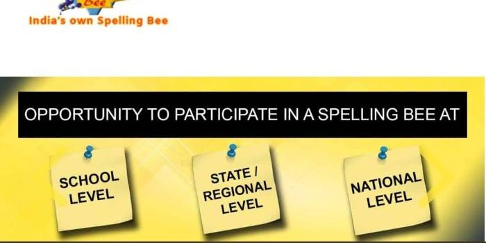 India Spelling Bee Registration starts for 2020-2021