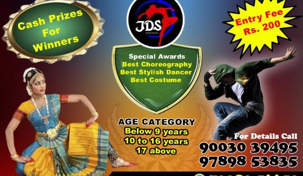 Online SOLO DANCE Competition 2020 by JAS DANCE STUDIO