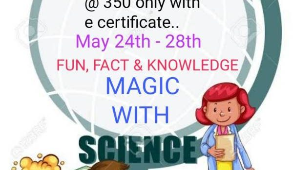 Magic with Science | Observe, Question and Research