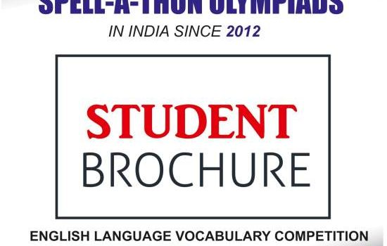 Spell-a-thon Olympiads English Contest