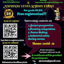 A National LevelSchool Event