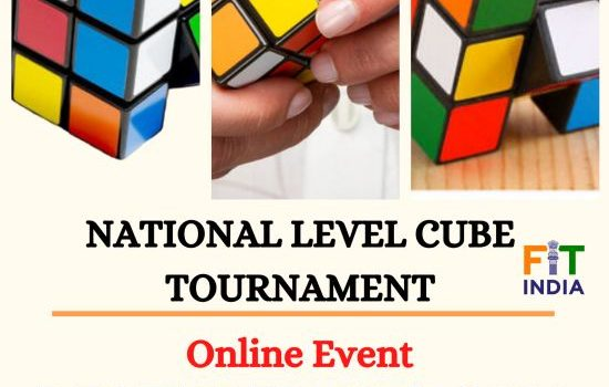 National Level Cube Contest in association with Delhi Public School