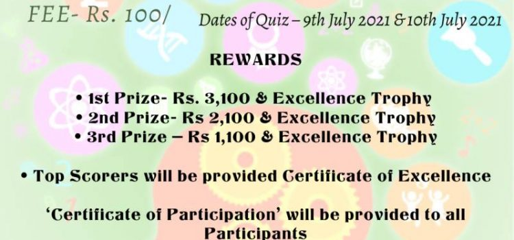 Online Legal Quiz Competition organized by the Lex Repository