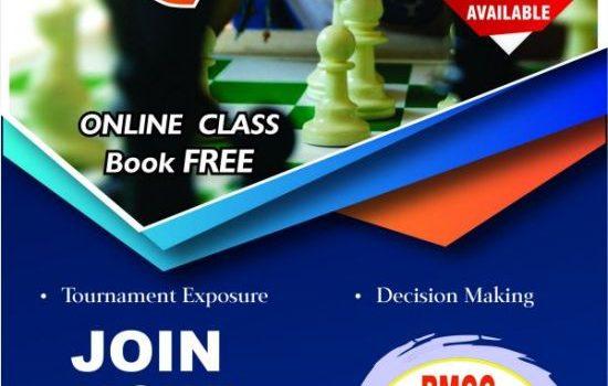 Sportena Academy organizes ONLINE CHESS CLASS