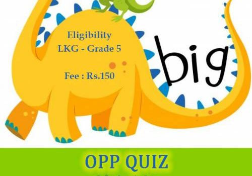 Opp Quiz by Skill Tree