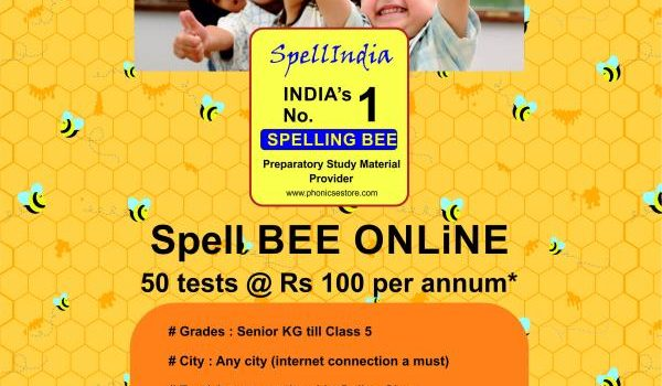 Spell BEE ONLINE – A Spell India Initiative