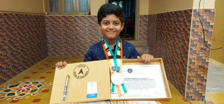 Sanjay Arunkumar | 6 year old Multi-talented boy from Bangalore