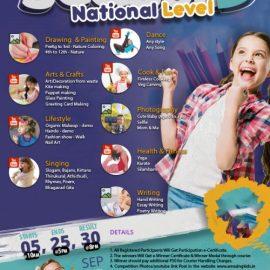 Season 3 National Level Kids Contest by Amazing Kids