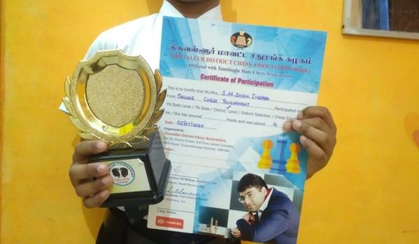 Sheik Imraan |  Multi Talented Kid, Chess Champion