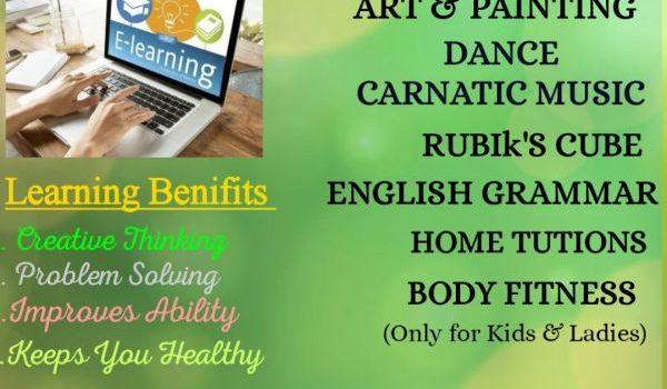 Shritha E-Academy Online Classes