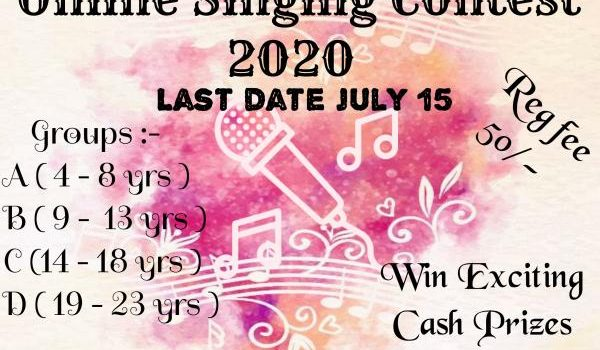 Online Singing Competition 2020 by Art Dream Express Studio