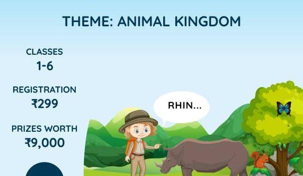 Animal Kingdom Spelling Bee Challenge
