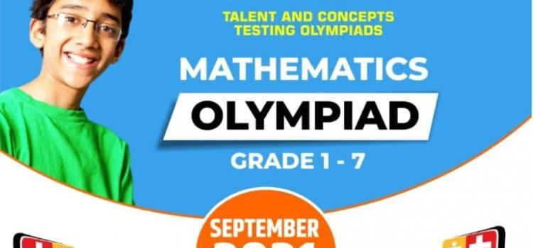 TACT  –  MATHS OLYMPIAD