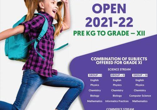 Vedanta Academy Admission Open 2021-22