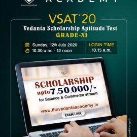 EDUCATIONAL SCHOLARSHIP FOR +1 STUDENTS
