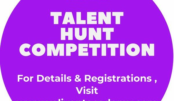 Valiyant Academy Talent Hunt Competition 2020 – 21
