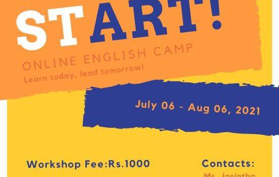Whitepen Academy Online English Camp