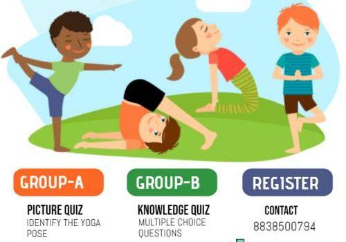 Yoga Quiz Online Contest