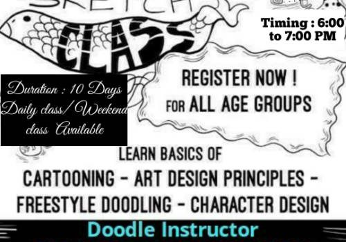 Learn Doodling in Just 10 Days