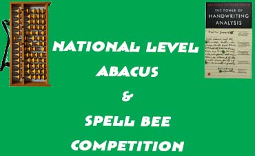 National Level Online ABACUS & Spell Bee Competition February 2021