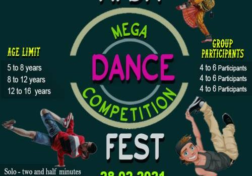 ACTION FLOOR DANCE ACADEMY AFDA FEST MEGA DANCE COMPETITION 2021