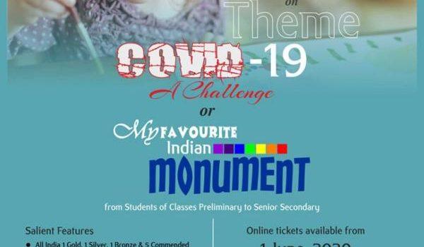 ARTinfoINDIA.COM 9th All India Children Art Contest 2020