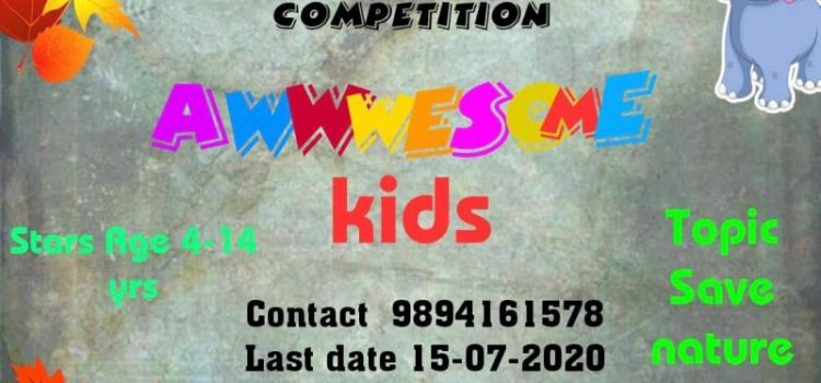 Awesome Kids Drawing Contest for Kids
