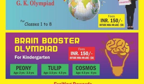 BrainiaC International Gk Olympiad 2020