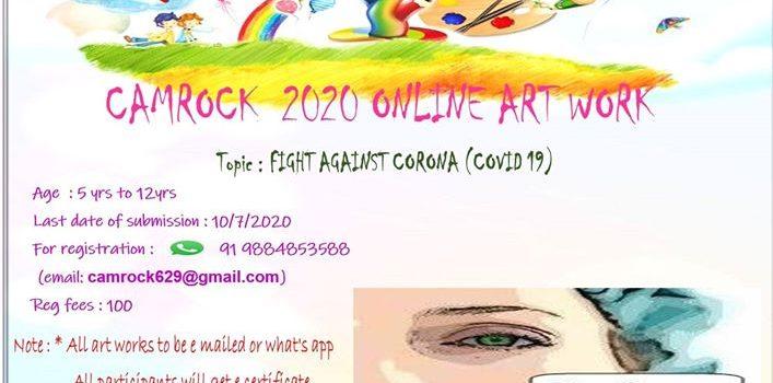 Camrock 2020 Online Art Work