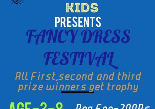 COLOURFULL KIDS Presents Fancy Dress Festival