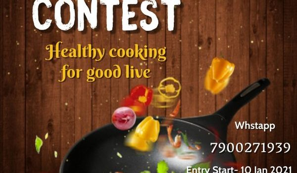 Mom & Kid Healthy Food Cooking Competition