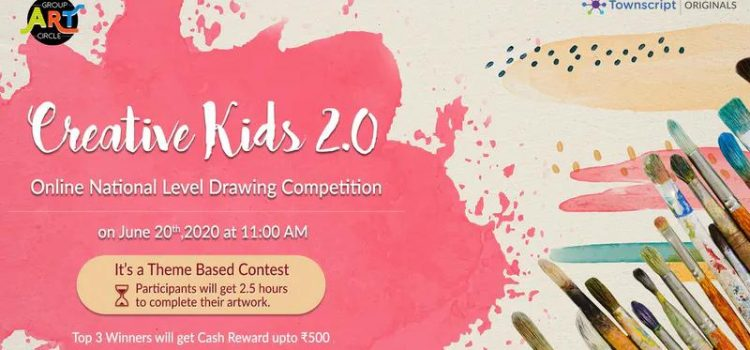 Creative Kids 2.0 – National Level Drawing Competition