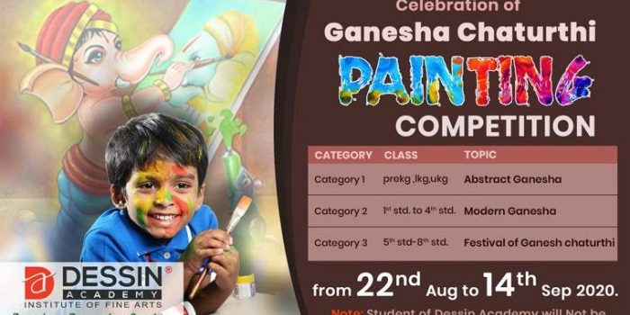 Dessin Academy – Free Online Drawing and Painting Competition August 2020