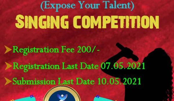 DREAM TALENT Singing Competition April 2021