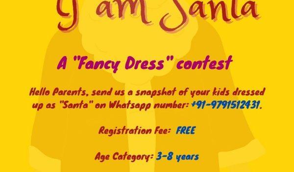 eClaps Presents FREE – National level Online Fancy Dress Contest