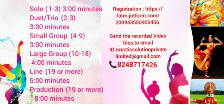 Exectis International Dance Competition 2020