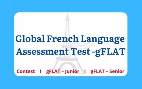 Global French Language Assessment Test cum Contest