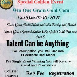 Wiser Academy Golden Events 2021