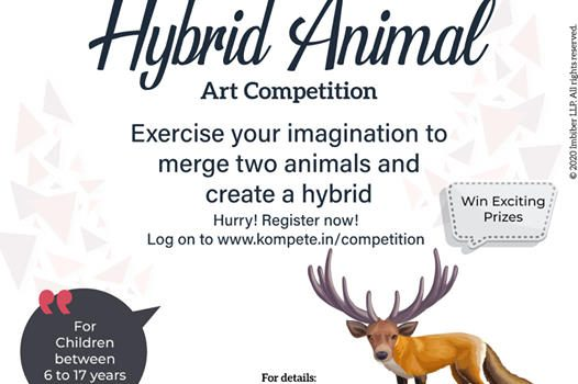 Eklavya Hybrid Animal Art Competition from Kompete