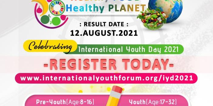 United Nations International Youth Day 2021 | National Level Drawing Competition