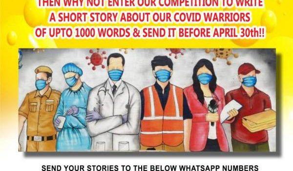 SHORT STORY CONTEST 2021 by Jupiter Skill Academy Chennai