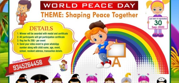 Lotus Online Contest 2020 | World Peace Day