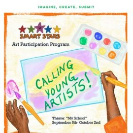 SmartStars My School Art Contest Program | Free Entry Online