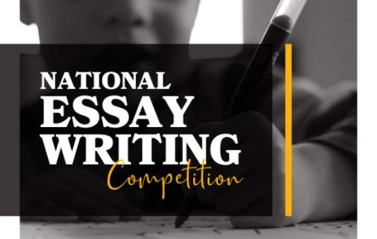 National Essay Competition for School Students by Press Club of India & Voice of Kids