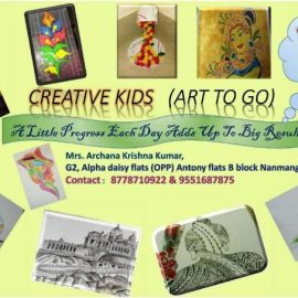 Online-Live Drawing Classes For Kids & Adults